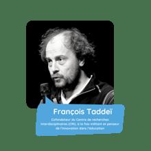 Portrait François Taddei (1)